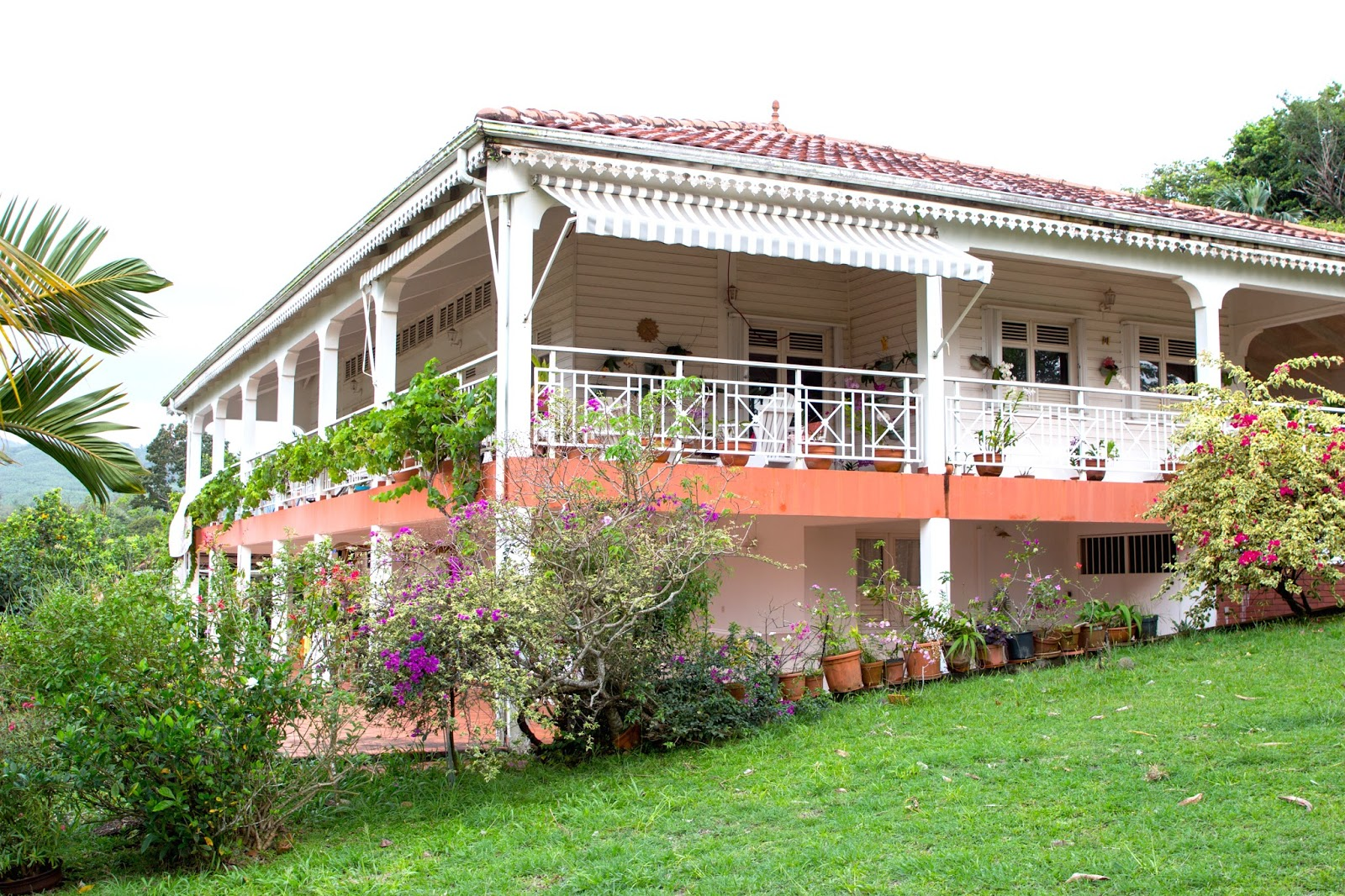 Maison Coloniale Martinique