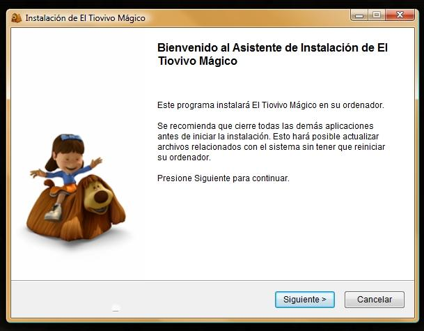 El Tiovivo Mágico [The Magic Roundabout] PC Full Español