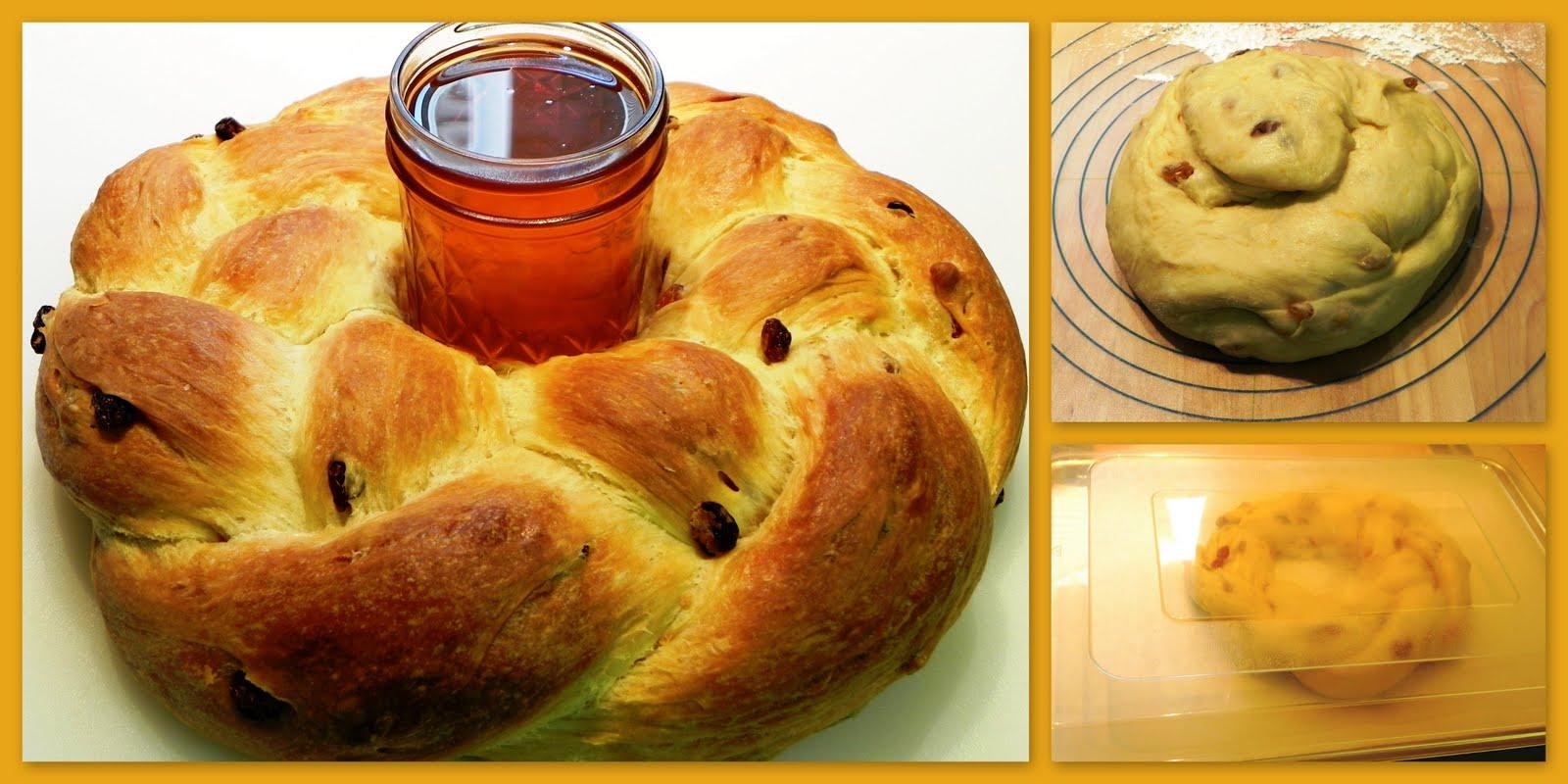 recipe: paska recipe with saffron [23]