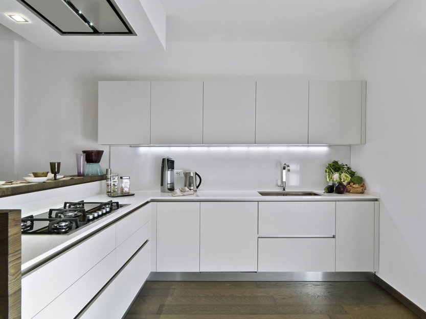 Bricolage e decora o v rias cozinhas em branco for Decorar cocina blanca y gris
