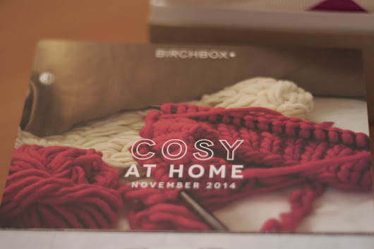 Review | Birchbox November 2014
