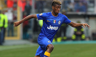 Arsenal to lose race for Juventus starlet Kingsley Coman