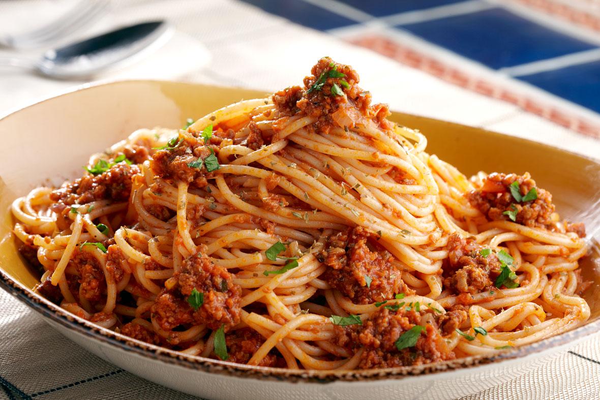 Hasil gambar untuk Resep Spaghetti Bolognese