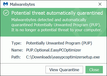 PUP.Optional.EasyPCOptimizer