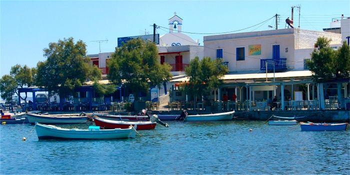 Last minute isole greche