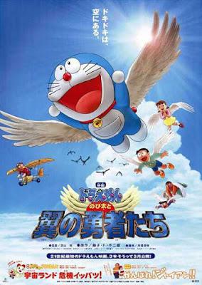 Doraemon The Movie - Nobita Aur Birdopia Ka Sultan Hindi Dubbed