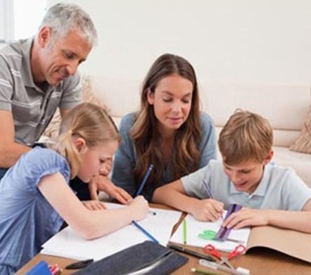 Pembentukan karakter Bangsa Dimulai dari Pendidikan Karakter dalam Keluarga