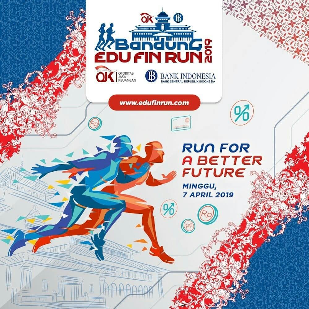 Bandung Edu Fin Run 2019