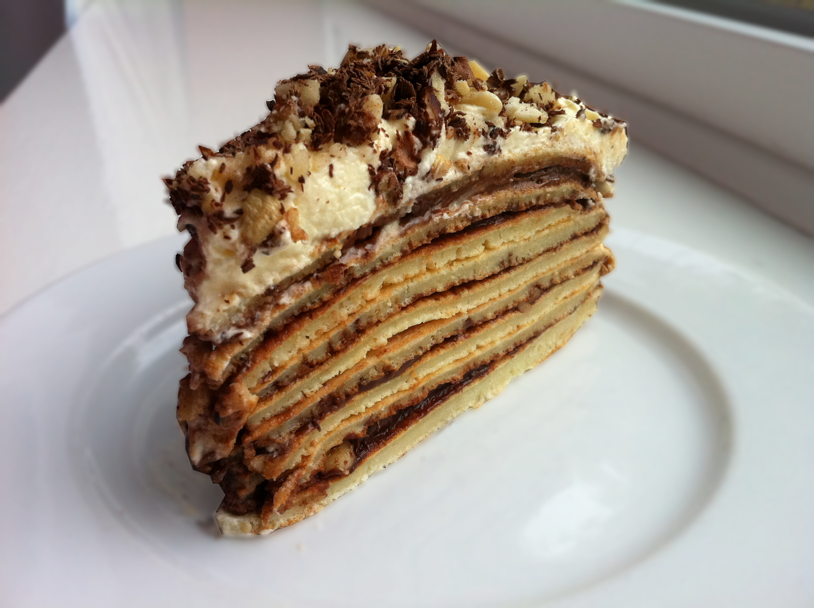 Jamie Oliver Recipe For Cake: The Greedy Fork: Pancake Cake