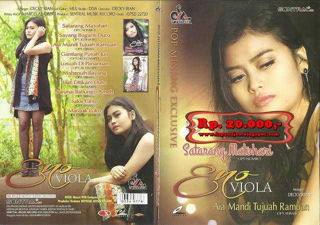 Eno Viola - Satarang Matohari (Album Pop Minang Exclusive)
