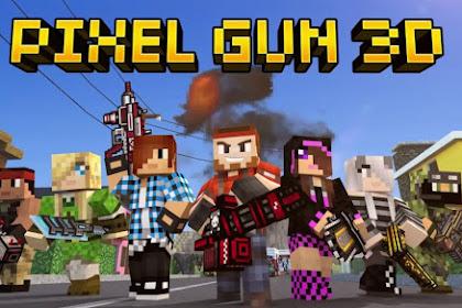 Pixel Gun 3D Mod 16.9.0 Apk (Unlimited Money/Bullets) + Data