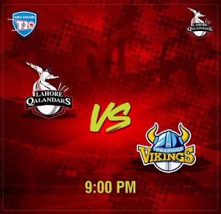 Lahore Qalandars Vs Yorkshire Vikings Live Streaming