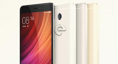Specs Xiaomi Redmi Note 4
