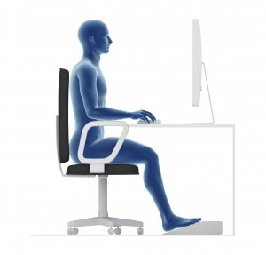 Office Chair Posture and Sitting Tips