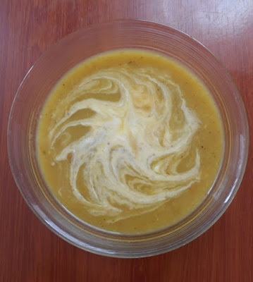 krem z pora, jak zrobić zupę z pora, zupa porowa,