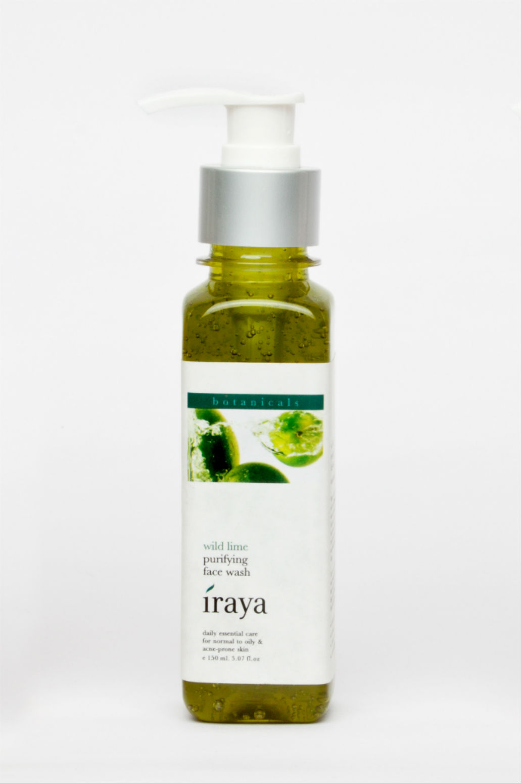 Iraya Wild Lime Purifying Face Wash