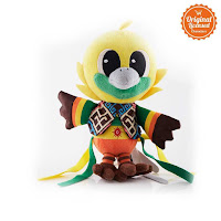 Alfacart Asian Games 2018 Plush Bhin-Bhin Kawai 6 Inch ANDHIMIND