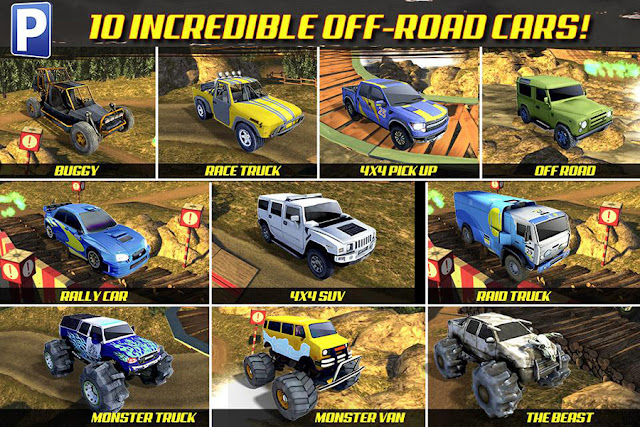 Game Mobil Offroad Android