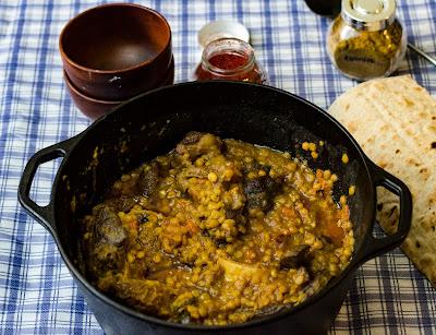 Burmese beef stew