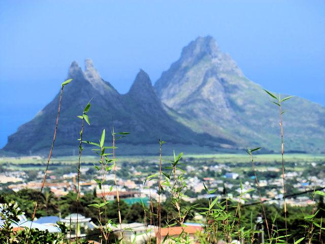 Mauritius, Berg Le Pouce