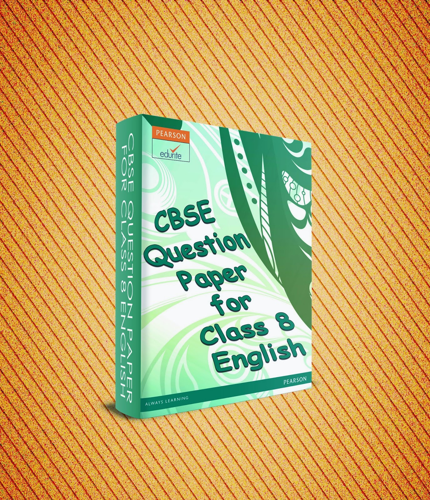 Get Help With CBSE : sample paper for class 8 english