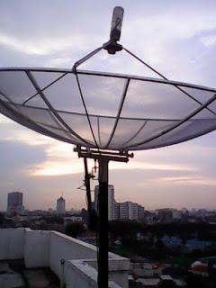 jasa pasang parabola bojongsari