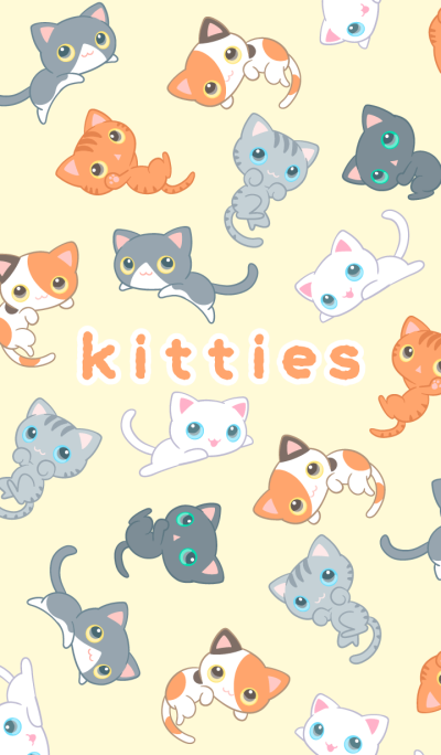A lot of kitten!