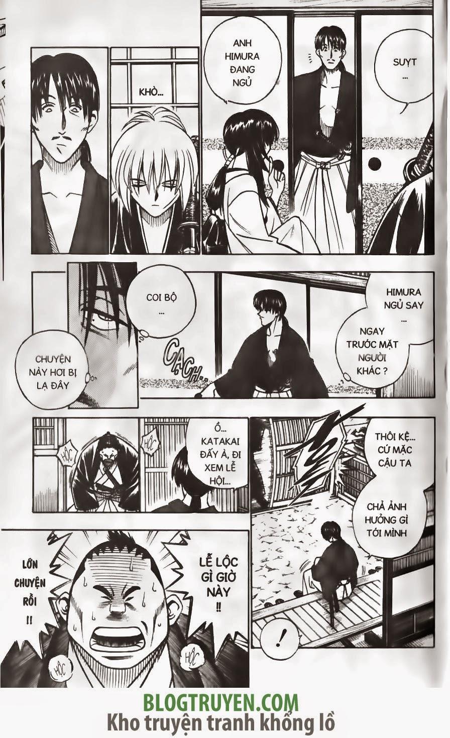 Rurouni Kenshin chap 170 trang 4
