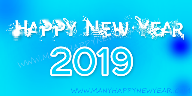 Happy New Year 2019 hash tag for instagram