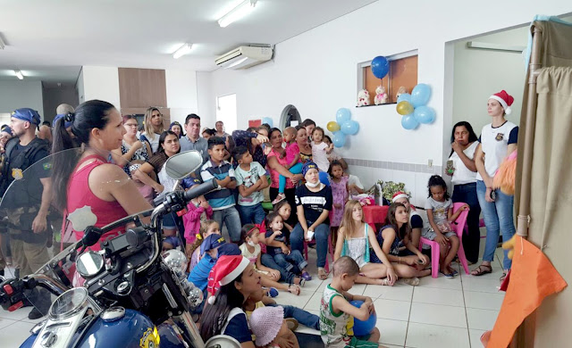 Guarda Municipal de Várzea Grande (MT) participa de ação social no Hospital do Câncer