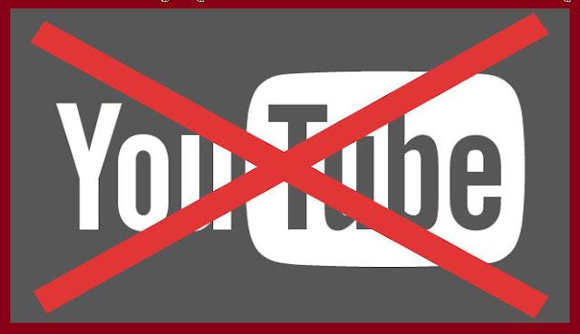 بأمر من القضاء اغلاق يوتيوب شهرا كاملا فى مصر بسبب عرضه افلام تسيء للنبي محمد صلى الله عليه وسلم