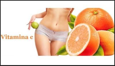 vitamina c y la piel