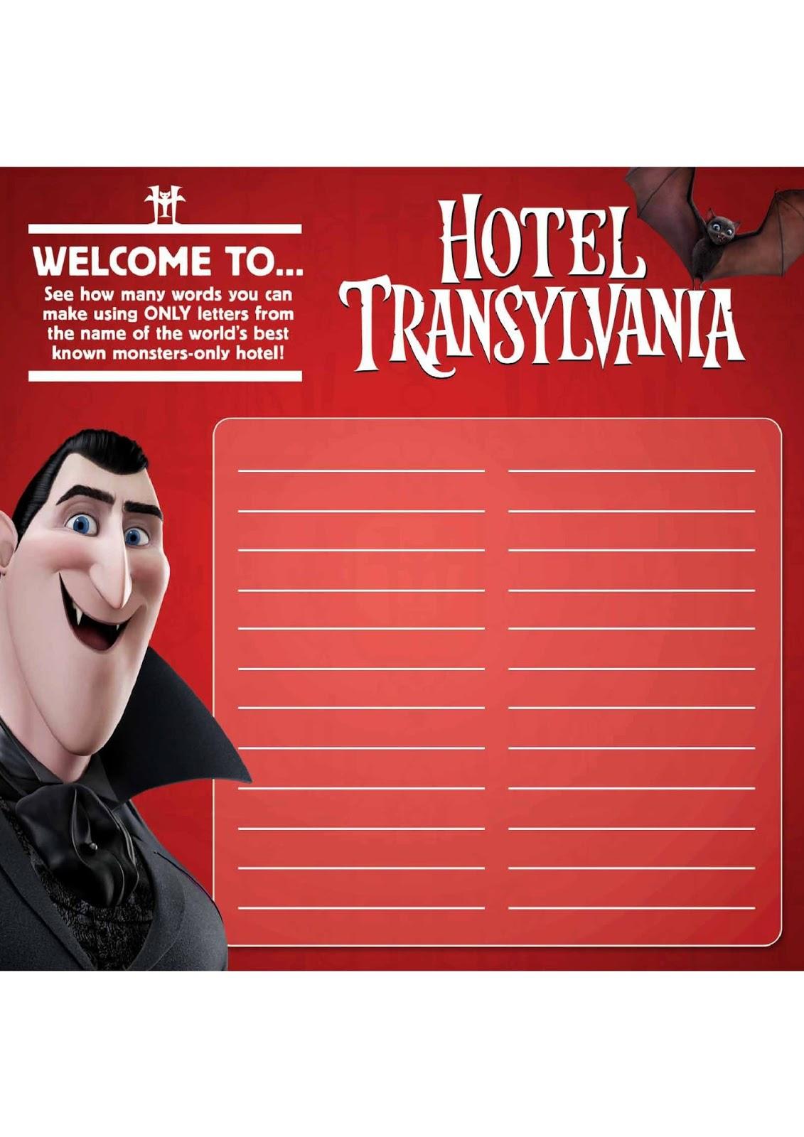 Madhouse Family Reviews Dvd Review Hotel Transylvania