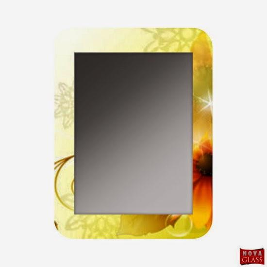 Καθρέπτης με ψηφιακή εκτύπωση Κωδ. DG. 006