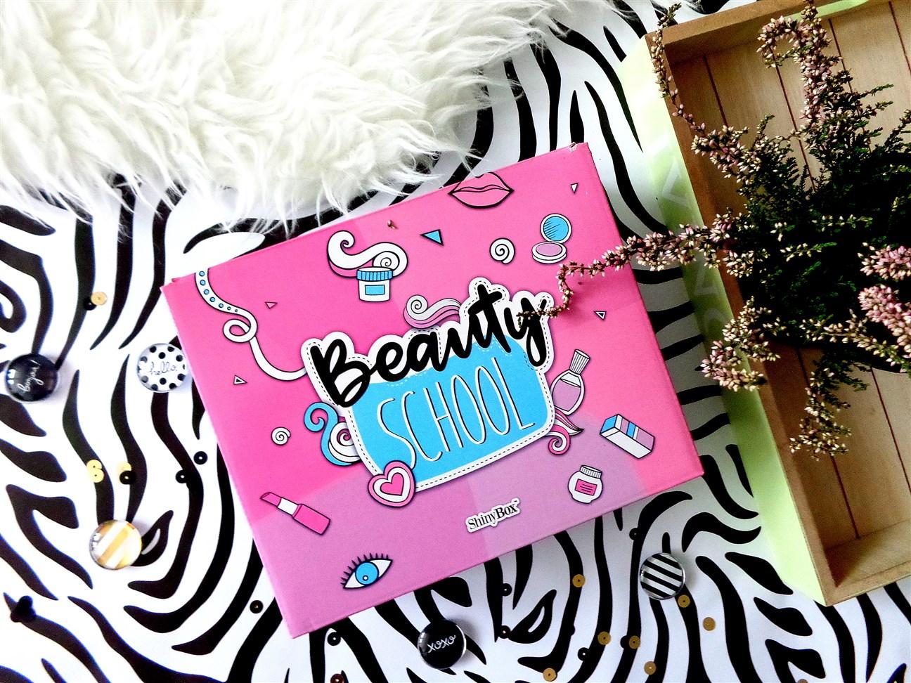 zdjęcie przedstawiające Shinybox wrzesień 2017 Beauty Schol