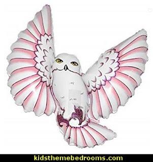 harry potter owl hedwig balloon