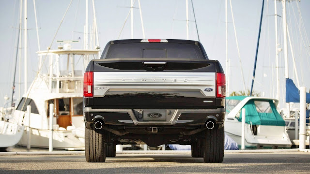 2019 Ford F-150 Limited Price