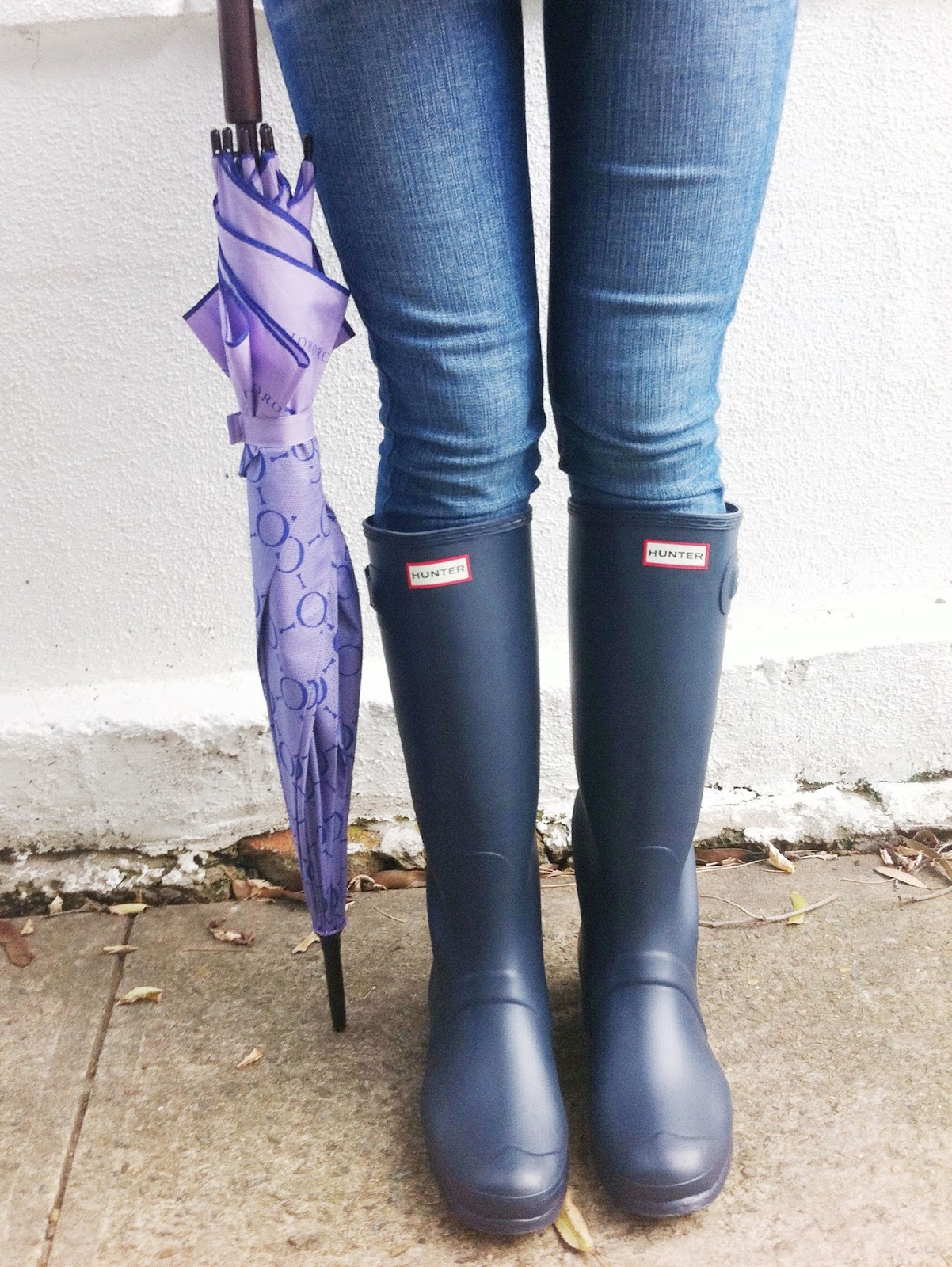 Braving the Weather in Style with Hunter Boots - The A.M. Edit