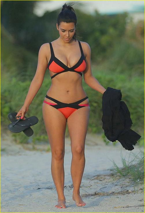 8ccdfbf3ba Kim Kardashian - Bikini Queen Edition (ECT)