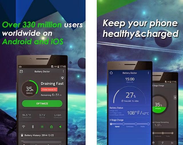 δωρεάν πρόγραμμα που σου αυξάνει την διάρκεια της μπαταρίας στο κινητό