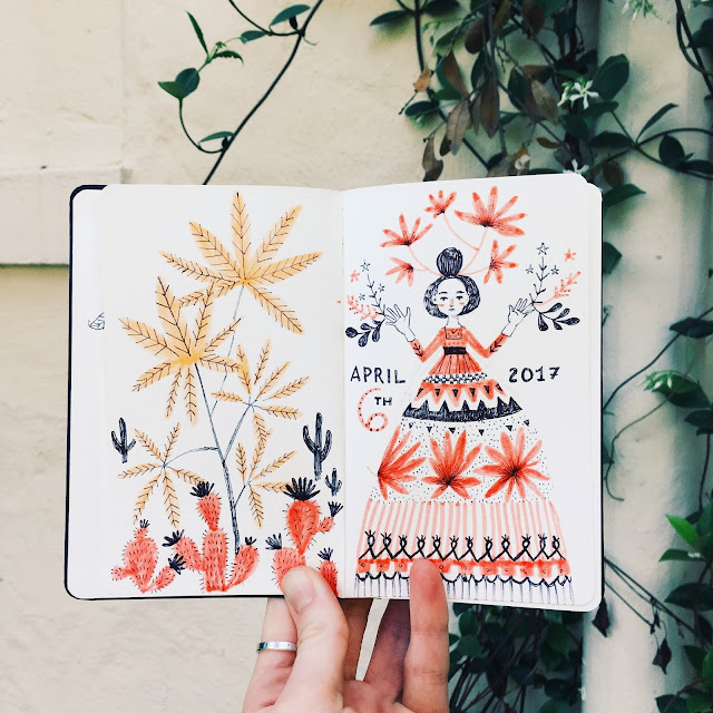 Abigail Halpin, Sketchbooks, Sketchbook Conversations
