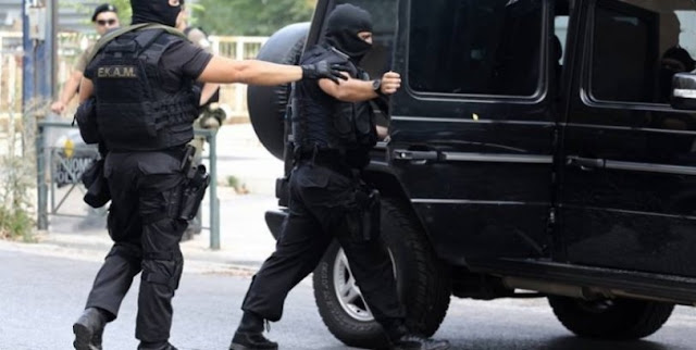 37-year-old Albanian Bledi Shkurtaj who escaped from Athens Police is arrested again