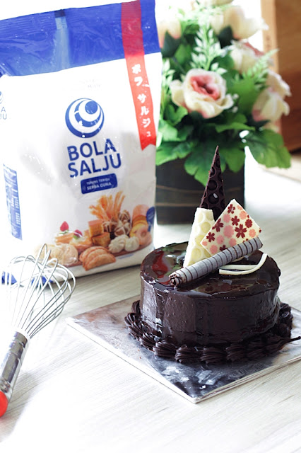 Belajar Membuat Cake Bersama Bungasari di Bungasari Innovation Center