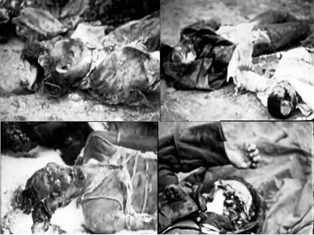Резня в Феодосии.