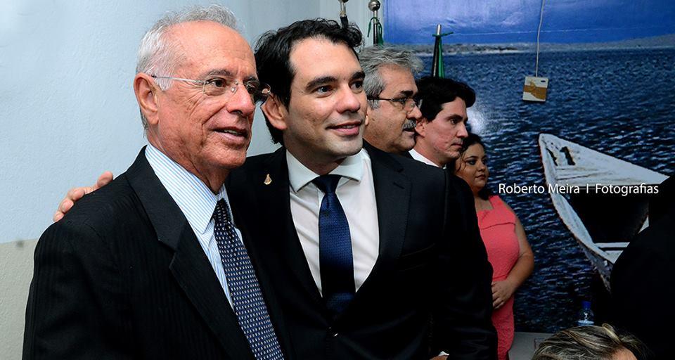 Resultado de imagem para ex-prefeito ronaldo soares
