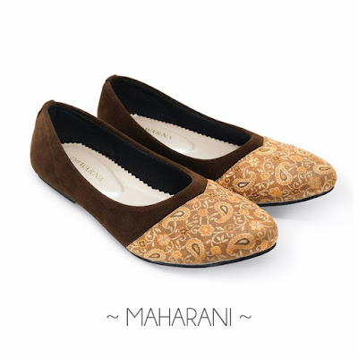 Sepatu The Warna: Maharani