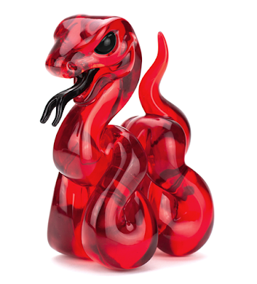 Impostor Clear Red & Clear Black Edition Resin Figures by Colus
