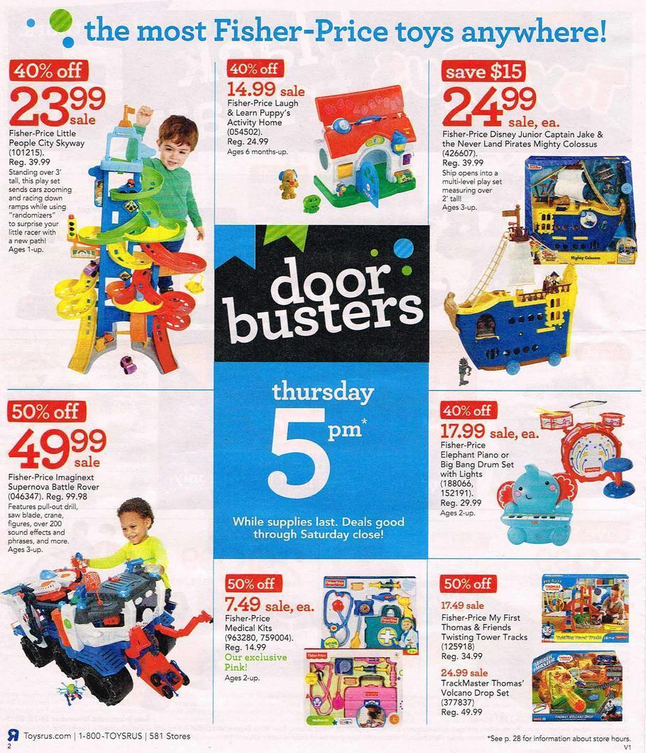 Looking to bag some discounted toys for your little ones this Black Friday? You're in for a treat!