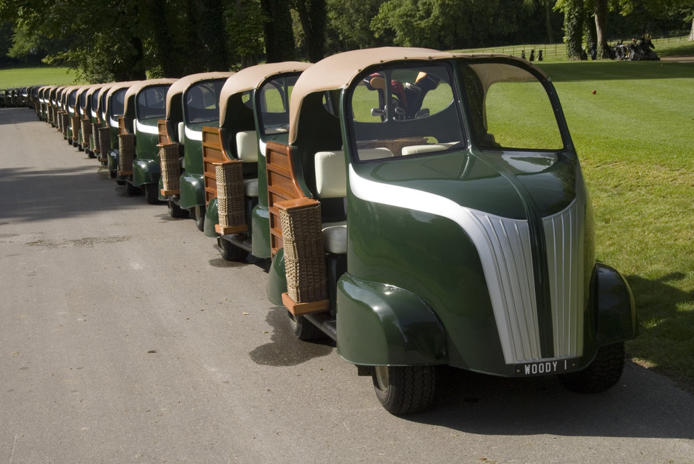 Just A Car Guy: the Woody Golf Buggy, designed by Lord March ... Woody Golf Cart Wheels on 2002 chrysler gem cart, car cart, box cart,