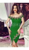 Rochie De Seara Luscious Green